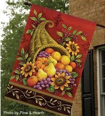 Photo of Thanksgiving Flag